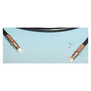 5 Meter Kabel H155 low loss 50 Ohm SMA-Winkelstecker / SMA-Stecker
